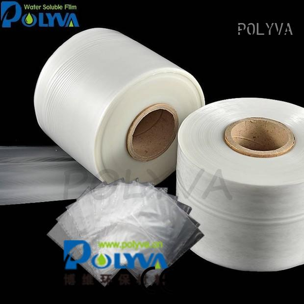 Wholesale nontoxic water soluble bags for ashes POLYVA Brand