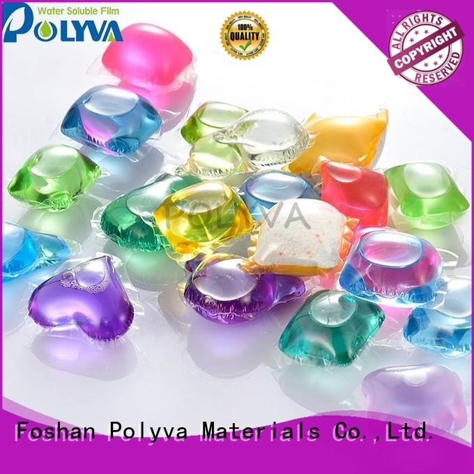 water soluble bag manufacturers POLYVA