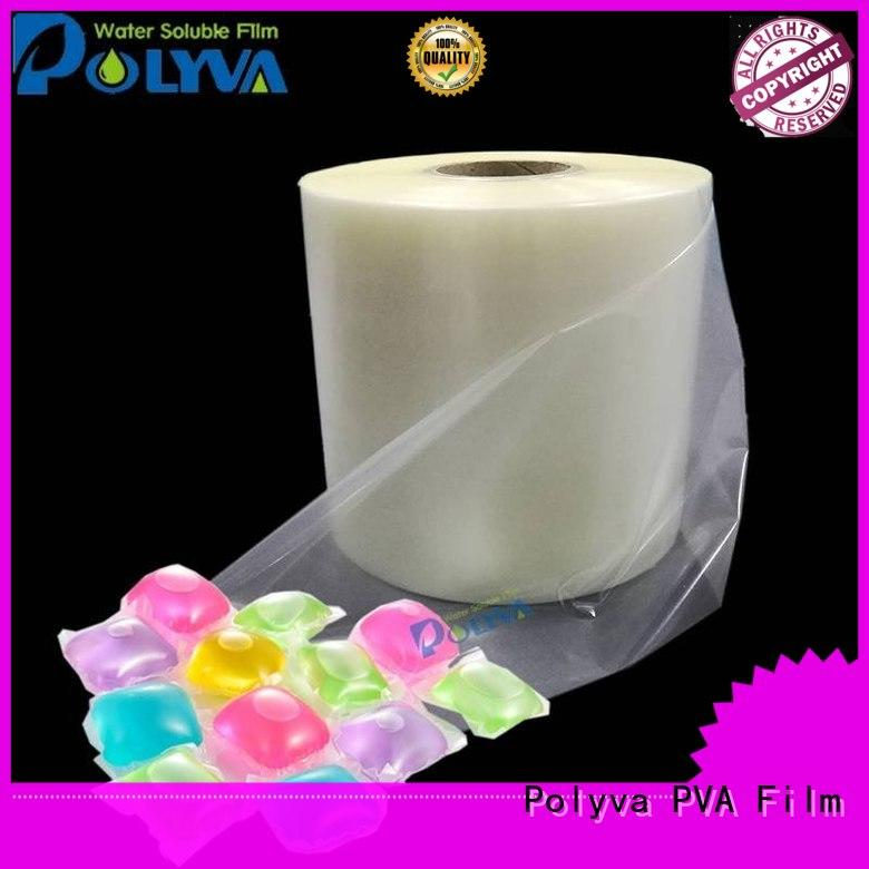 hot water soluble bags for makeup POLYVA