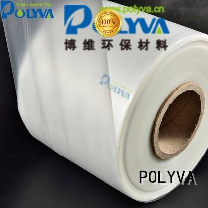 POLYVA Brand film soluble water soluble film manufacturers laundry supplier
