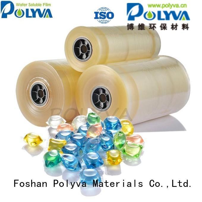 water soluble film suppliers pva oem Bulk Buy cold POLYVA