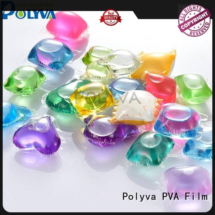 POLYVA water soluble film factory direct supply