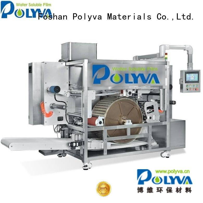 Wholesale machine laundry pod machine POLYVA Brand