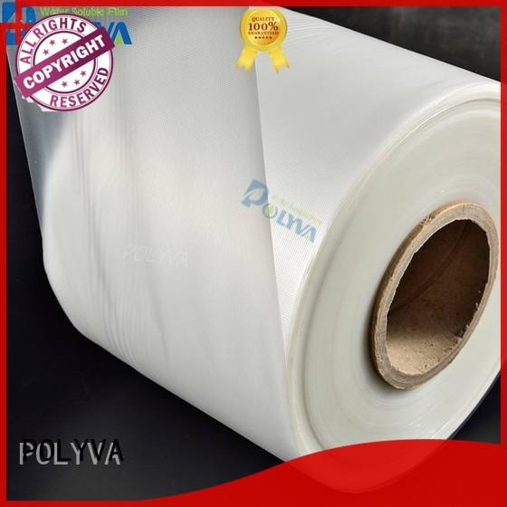pvoh film manufacturers for toilet bowl cleaner POLYVA