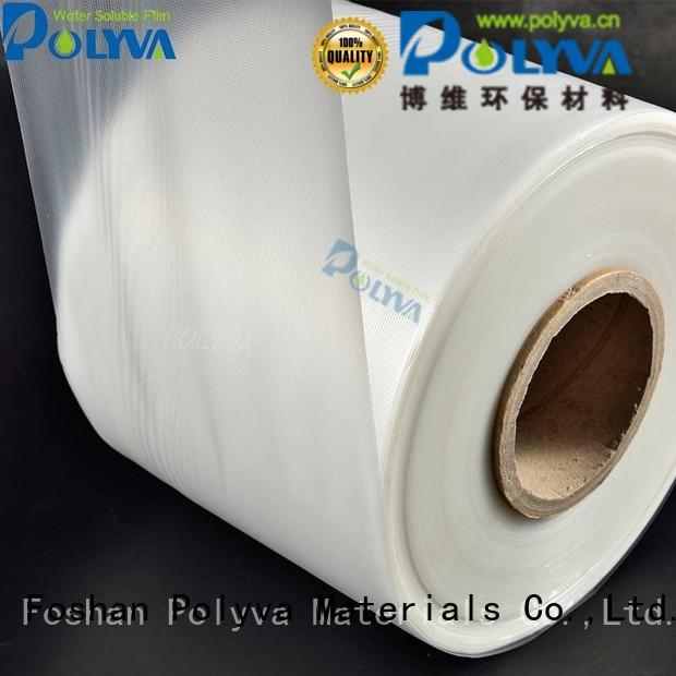 water soluble film manufacturers computer printing Warranty POLYVA