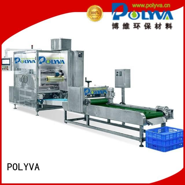 POLYVA Brand pda water soluble film packaging laundry factory