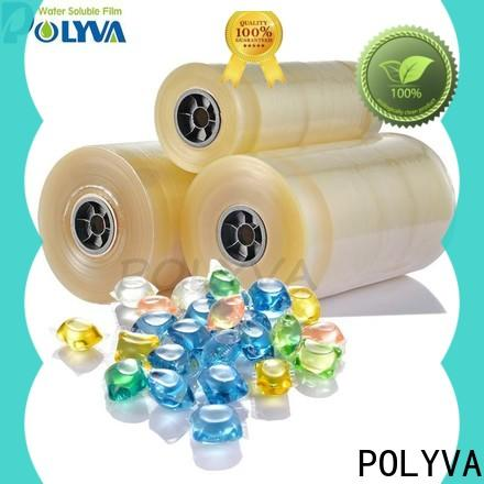 hot selling dissolvable laundry bags factory direct supply