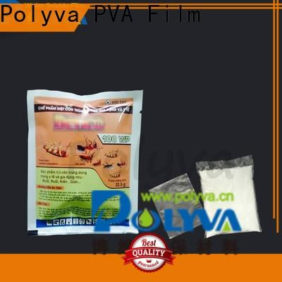 high quality pva water soluble film factory for granules