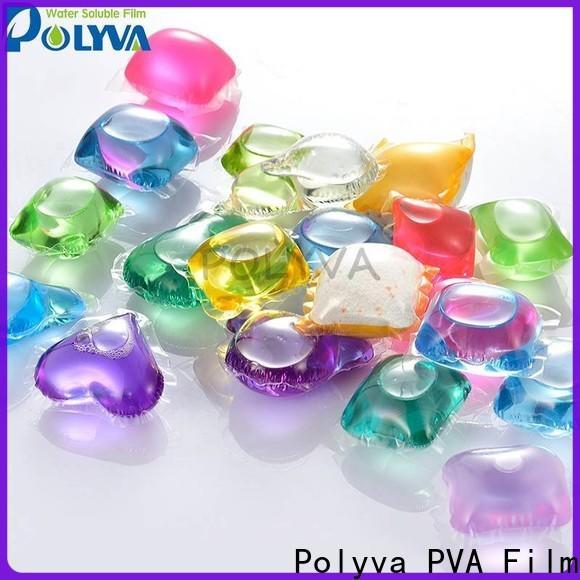 POLYVA dissolvable laundry bags with good price