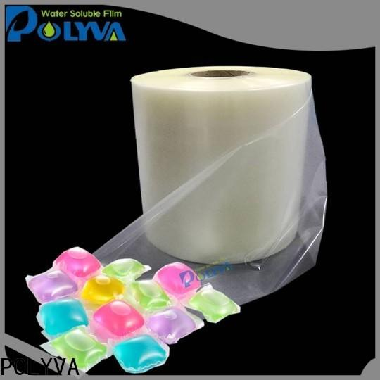 POLYVA top quality dissolvable plastic bags series for makeup