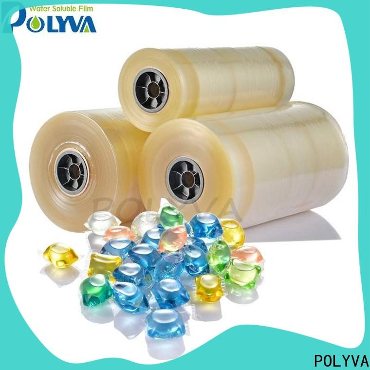 POLYVA top quality water soluble bags directly sale for makeup