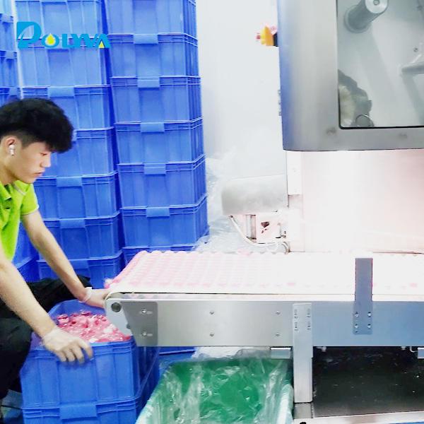 Прачечная аромат бустер стручки упаковочные машины - эксплуатация поставщик из Китая | Polyva