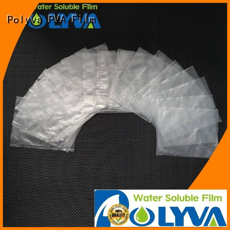 water soluble bags for ashes watersoluble packaged polyvinyl POLYVA Brand company