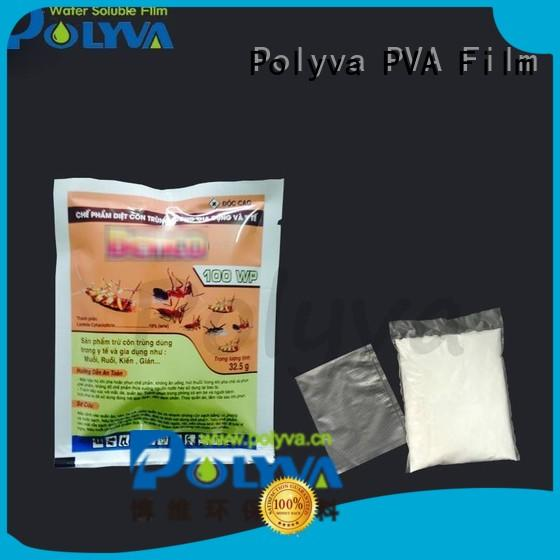water soluble bags for ashes bag powder POLYVA Brand