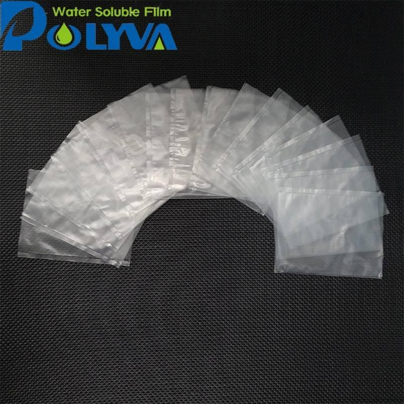 Pesticide granules powder pva packaging water-soluble bags