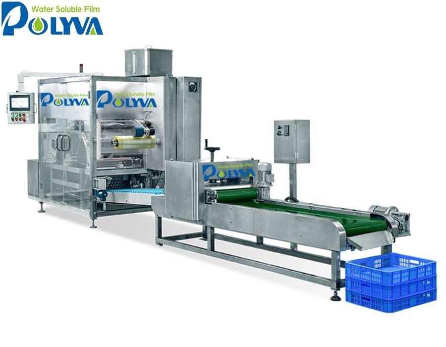 liquid pods packaging machine