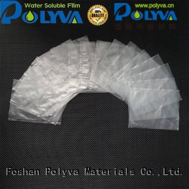 packaging preferred powder POLYVA Brand dissolvable plastic