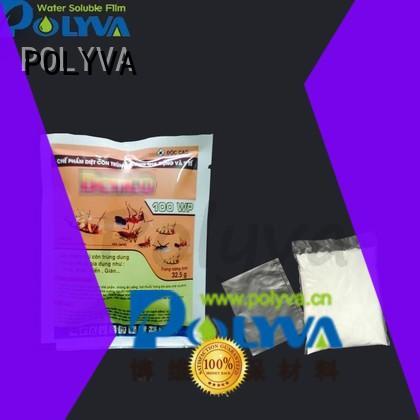 polyvinyl dissolvable plastic factory price for granules