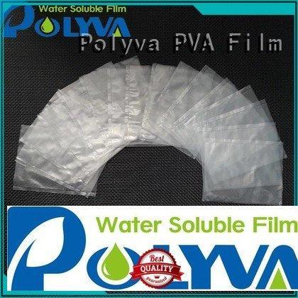 bag bags POLYVA dissolvable plastic