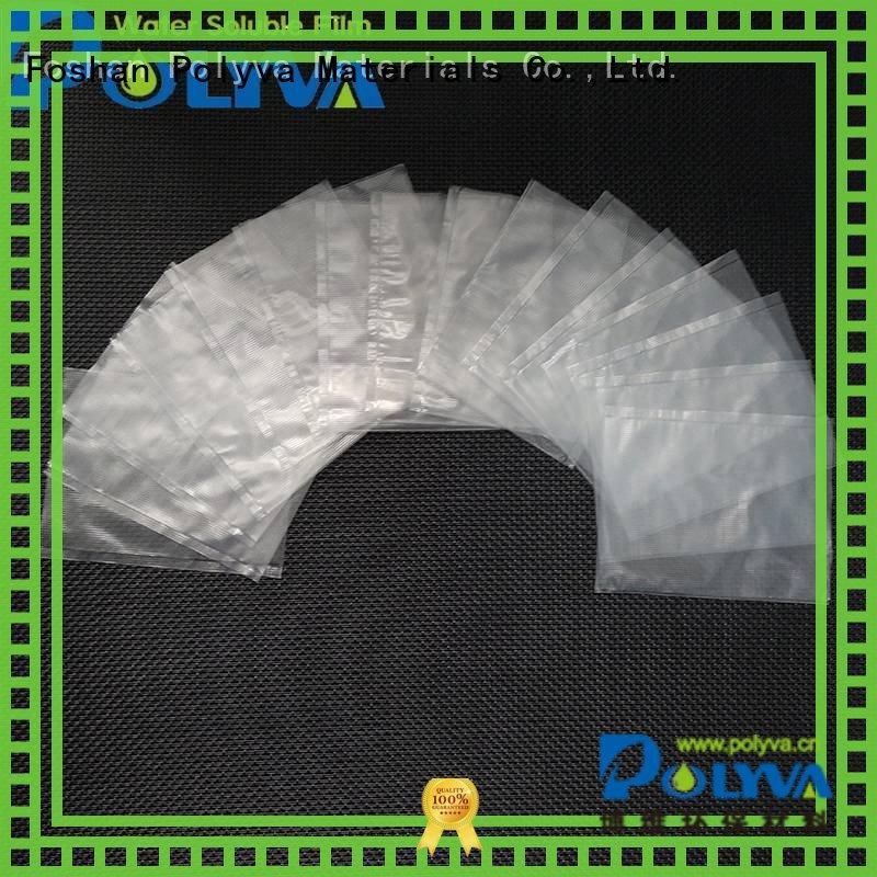 POLYVA dissolvable plastic manufacturer for agrochemicals powder