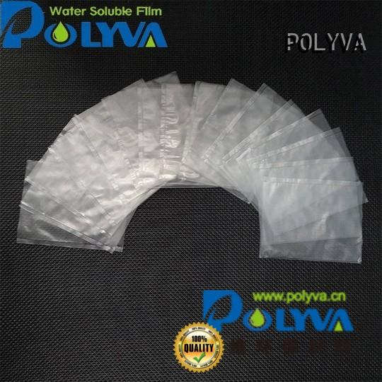 individually agrochemicals dissolvable plastic fertilizer POLYVA Brand
