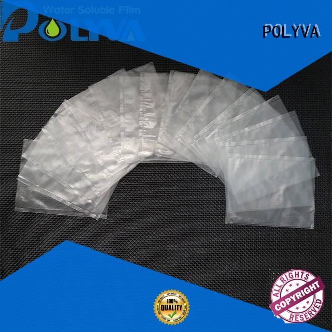 agrochemical packaging for granules POLYVA