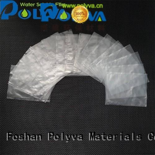 POLYVA Brand nontoxic friendly dissolvable plastic manufacture