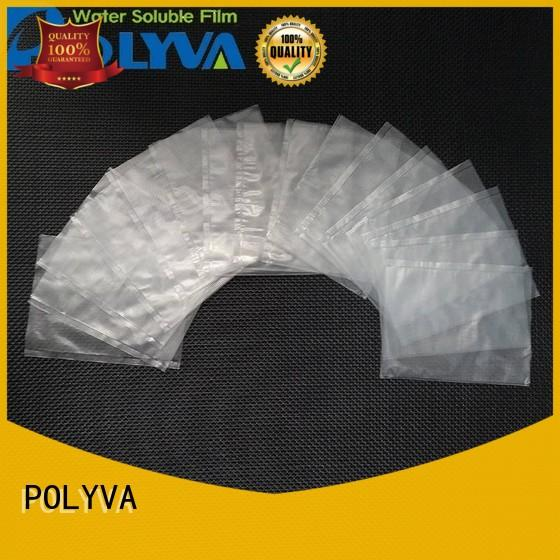 POLYVA dissolvable bags series for solid chemicals