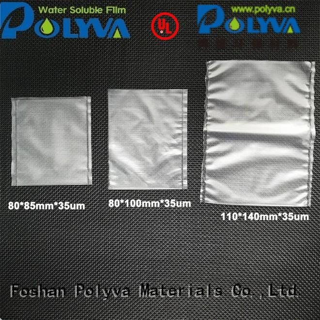 Hot dissolvable plastic pesticide POLYVA Brand