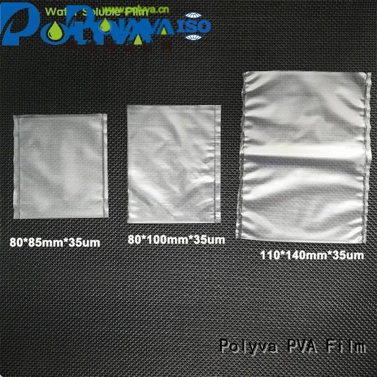 bait watersoluble dissolvable plastic polyvinyl POLYVA