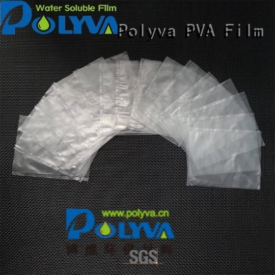 water soluble bags for ashes bag film powder POLYVA Brand