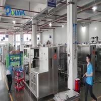 Visit the assembly workshop of Bolyva laundry beads packaging machine.